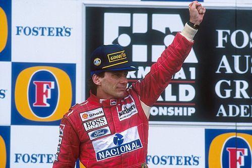 """Senna trófeája mellé került Ricciardóé: """"Most megyek, mielőtt elkezdenék sírni, mint egy bébi"""" (videóval)"""