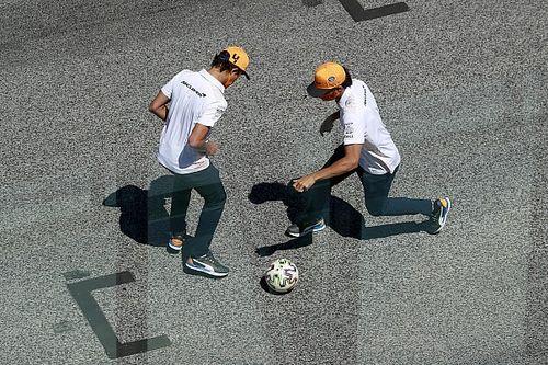 Las primeras imágenes del primer GP de Estiria de la F1