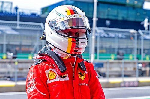 """Vettel admite que tem """"conversas soltas"""" com Racing Point para 2021"""