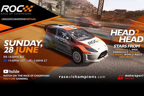 VIDEO: Virtuele Race of Champions