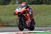 MotoGP: Bagnaia sofre fratura na perna e está fora do GP da República Tcheca