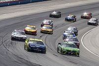 What time and channel is the NASCAR Cup race at Texas today?