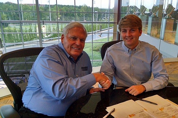 William Byron knows move to Cup will be