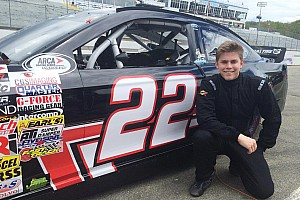 ARCA Breaking news Myatt Snider set to move up to ARCA competition
