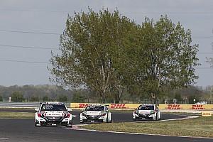 WTCC Testing report Hungary WTCC: Michelisz leads Honda 1-2-3 in testing