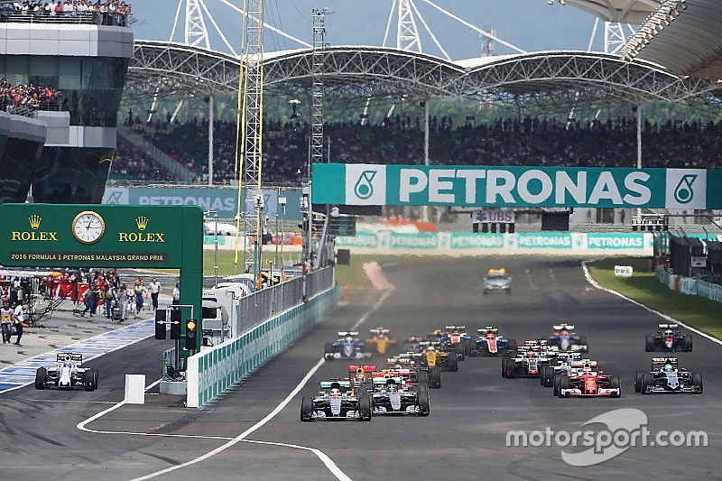 Malaysia considers giving up on F1 race