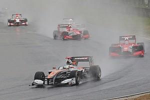 Super Formula Résumé de course Ishiura s'impose après... 8 tours sur 67!