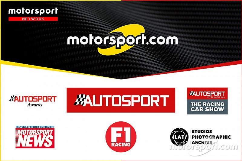 Motorsport Network придбав Autosport і бренди Haymarket Media Group