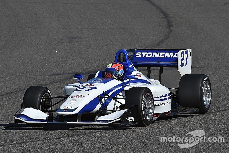"Dean Stoneman on Indy Lights and ""absorbing"" ovals"