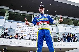 Rubén García aspira a dar el salto definitivo a NASCAR Xfinity