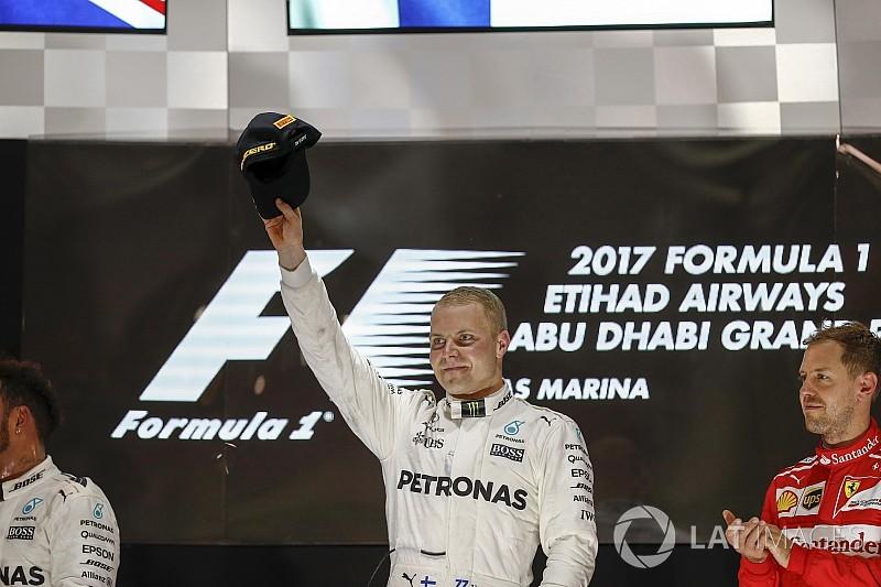 Гран Прі Абу-Дабі: Боттас закрив сезон упевненою перемогою