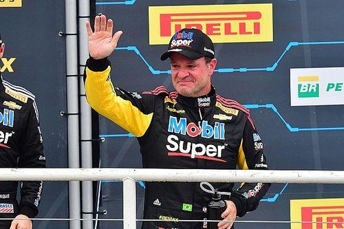 Van IC naar het podium: Het veelbewogen jaar van Rubens Barrichello