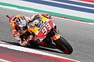 MotoGP Гран Прі Америк: протокол четвертої практики очолив Маркес
