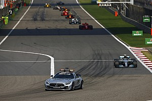 Formula 1 Breaking news Vettel: Race-changing safety car timing was