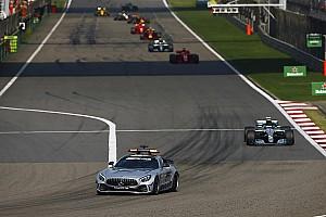 Fórmula 1 Noticias Bottas iba hacia una carrera