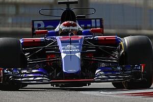 Formula 1 Top List GALERI: Sean Gelael tes F1 Abu Dhabi