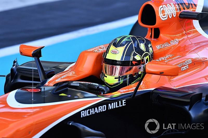 Eric Boullier quiere más esfuerzo de Lando Norris para llegar a McLaren