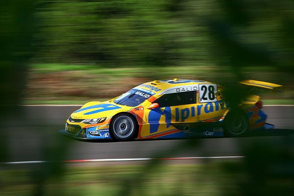 Stock Car Brasil Galid supera líderes do campeonato e garante pole em Tarumã