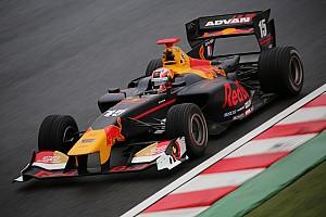 Super Formula Новость Разворот в квалификации осложнил Гасли борьбу за титул
