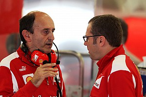 Former Ferrari F1 engine chief working with Aston Martin