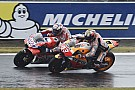 MotoGP Marquez sorry for reaching