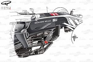 Formel 1 Fotostrecke Formel-1-Technik: Entwicklung des Haas VF-17 in der Saison 2017