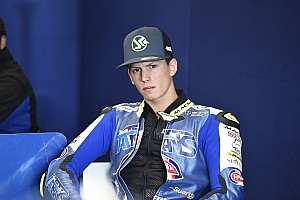 Moto2 Ultime notizie Andrea Locatelli dovrà pagare tre posizioni in griglia a Valencia
