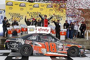 NASCAR XFINITY Crónica de Carrera Christopher Bell logra primer triunfo en  Xfinity