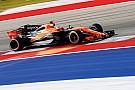Formule 1 Vandoorne over zijn vrijdag in Austin: