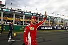 Ferrari-duo Raikkonen en Vettel baalt van gat met Mercedes