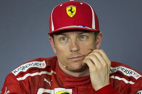 Fórmula 1 Raikkonen en la radio: