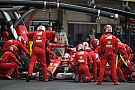 Forma-1 Nincs dobogón a Ferrari a legjobb bokszkiállások összevetésében