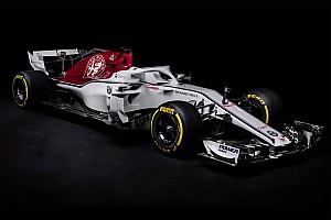 Alfa Romeo Sauber onthult auto voor Formule 1-seizoen 2018