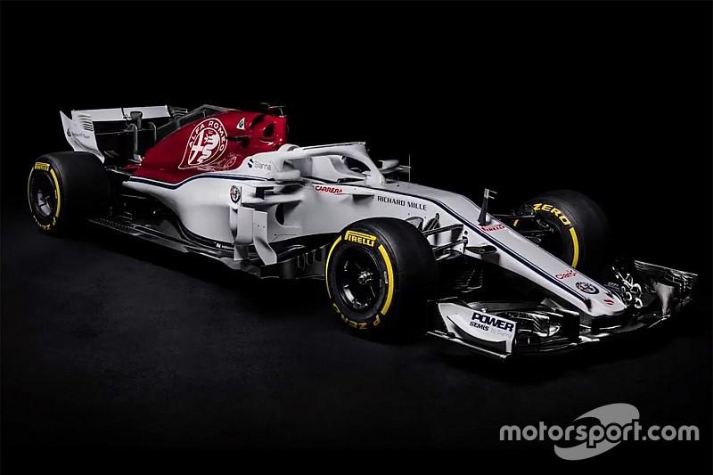 Formel 1 2018: Sauber präsentiert neuen C37 mit Alfa Romeo