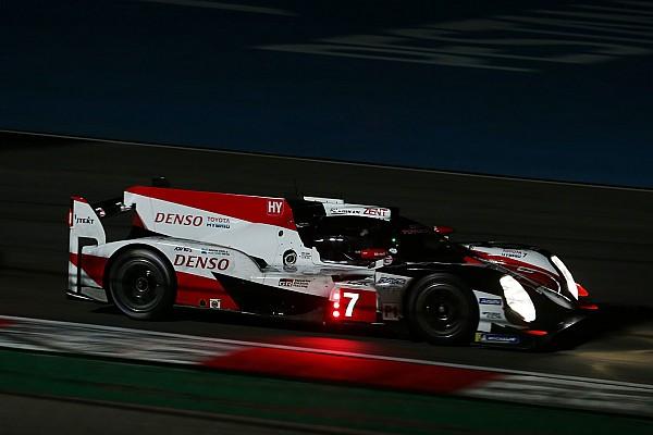 Le Mans Noticias Toyota probó su auto con tres ruedas pensando en Le Mans