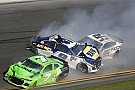 NASCAR Cup La última carrera de Danica Patrick en NASCAR termina con un choque