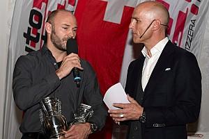 Rallye suisse Interview Carron :
