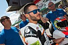 CIV Supersport Luca Ottaviani al via del CIV Supersport con S.G.M. Tecnic Racing Team
