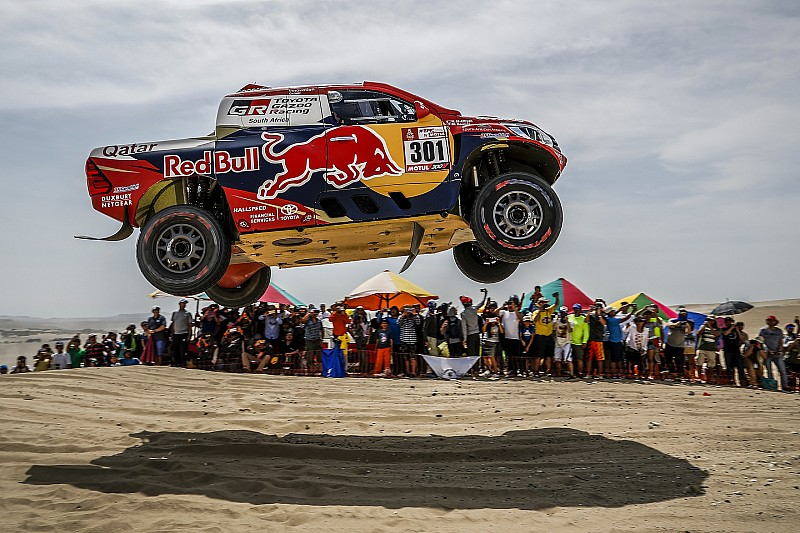 Dakar 2018: Al-Attiyah stürmt zum Etappensieg