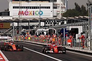Formel 1 Ergebnisse Formel 1 2017 in Mexiko: Die Startaufstellung in Bildern