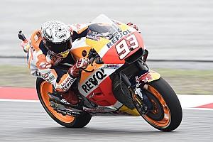 MotoGP News Marquez in Sepang vorerst geschlagen: