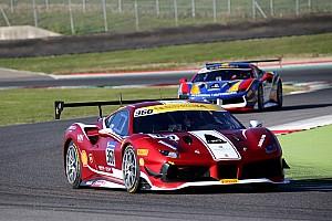 Ferrari Race report Ferrari World Finals: Laursen triumphs in Coppa Shell final