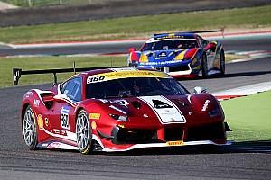 Ferrari Gara Finale Mondiale Coppa Shell: Laursen resiste ad Hassid ed è Campione