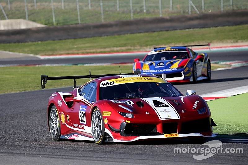 Ferrari World Finals: Laursen triumphs in Coppa Shell final