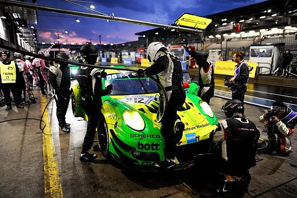 Endurance Raceverslag Elfde eindzege voor Porsche in de 24 uur van de Nürburgring