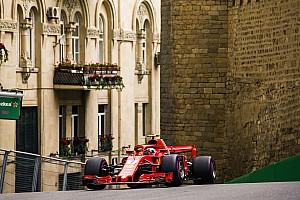 Формула 1 Прямой эфир Онлайн Гран При Азербайджана: гонка
