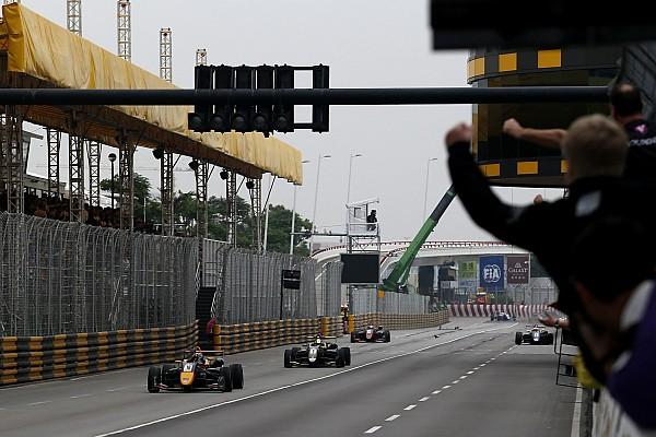 Vídeo: el final más alocado de la historia del GP de Macao