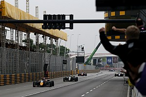 F3 Özel Haber Video: F3 Macau GP'sindeki heyecan verici son tur