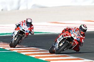 MotoGP Últimas notícias Dovi: