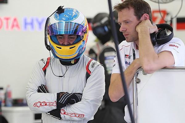 WEC Fernando Alonso würdigt Alex Wurz: Er hat mir bei LMP1-Test sehr geholfen
